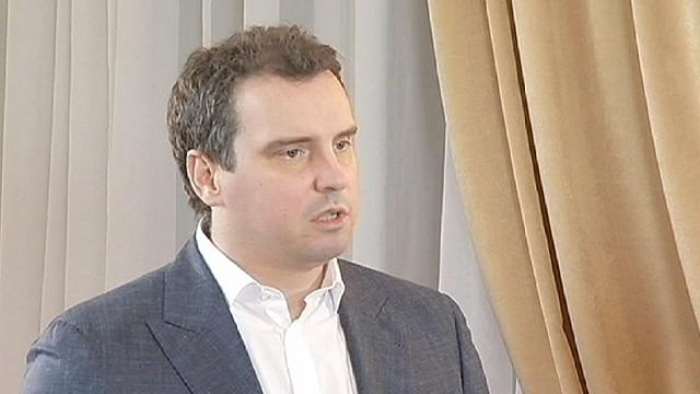 """Айварас Абромавичус: """"На Украине не остается крупных олигархов"""""""