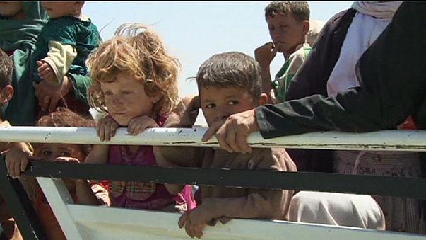 Amnistía Internacional denuncia el mayor número de desplazados desde la Segunda Guerra Mundial