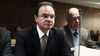 Griechenland: Ex-Finanzminister vor Gericht