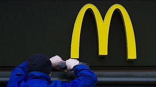 Unions accuse McDonald's of big tax takeaway
