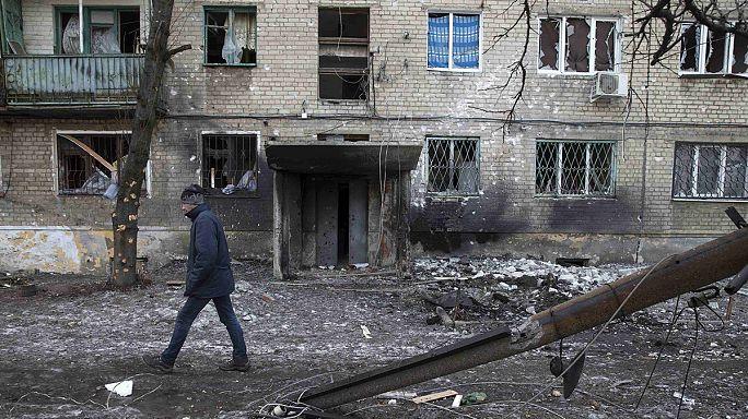 وقف النار في شرق اوكرانيا بين الإعلان والتطبيق