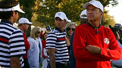 Golfe: Davis Love III será o capitão dos Estados Unidos na Ryder Cup 2016