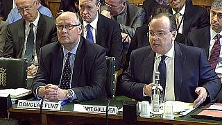 """HSBC bank executives apologise for """"unacceptable events"""""""