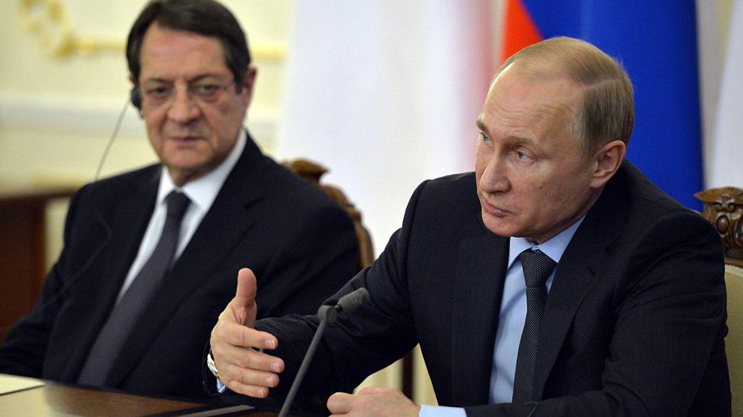 """بوتين: قطع الغاز عن شرق أوكرانيا """"يشبه الإبادة"""""""