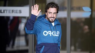 Alonso out of hospital