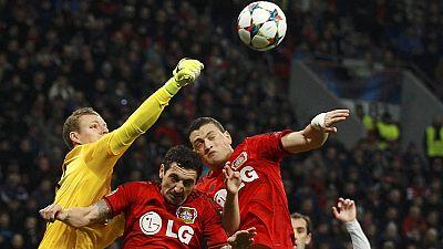 Champions League: Gute Ausgangslage für Leverkusen