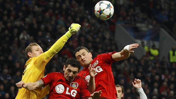 Champions League: Arsenal stunned by Monaco