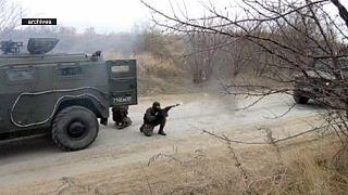 تدريبات عسكرية روسية قرب حدود استونيا ولاتفيا