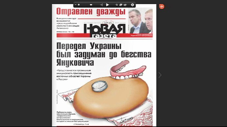 El plan de Putin para Ucrania