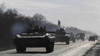 Ucrânia vive primeiro dia de trégua sem baixas