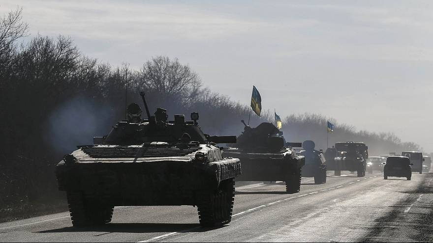 Ukraine crisis: Ceasefire appears to take hold