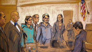 """امريكا: اعتقال ثلاثة اشخاص بتهمة التخطيط للانضمام إلى """"الدولة الاسلامية"""""""