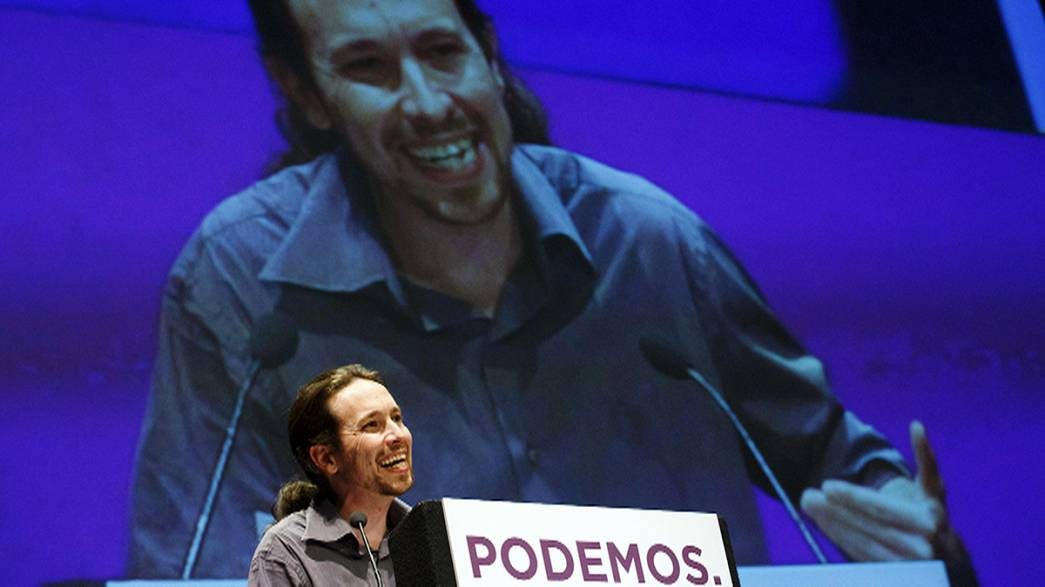 Spain: Podemos criticises Rajoy's 'useless' government in alternative state-of-the-nation address