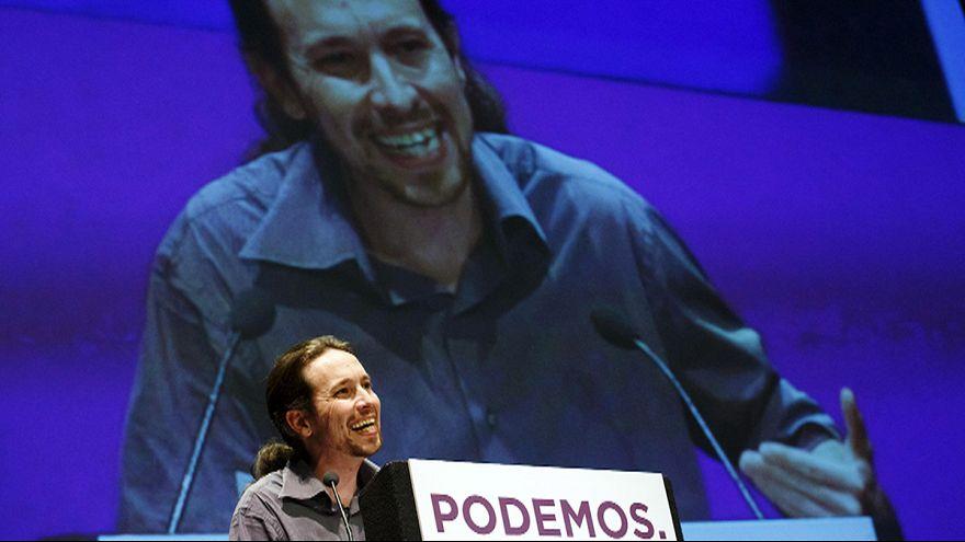 Spaniens Protestpartei Podemos: Iglesias fordert Ministerpräsident zu Fernsehdebatte heraus