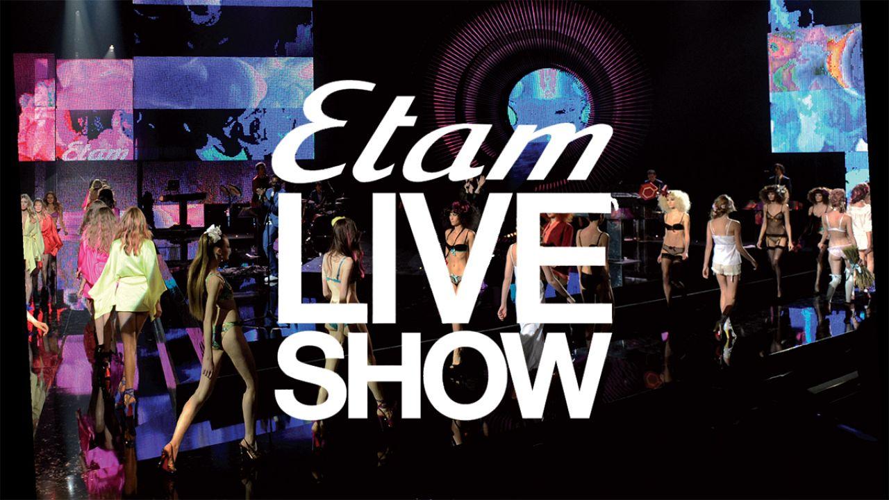 LIVE: 2015 ETAM Fashion show from Paris