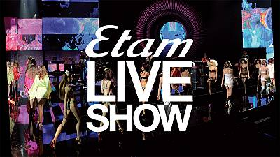LIVE: 2015 ETAM Fashion show from Paris