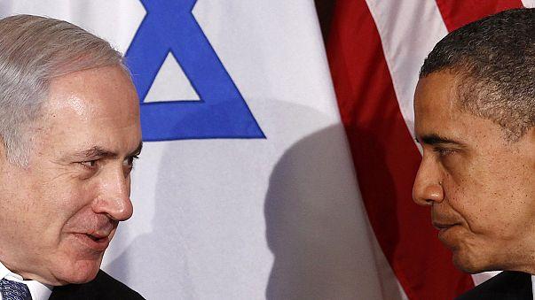 Kínos Amerikának az izraeli miniszterelnök látogatása