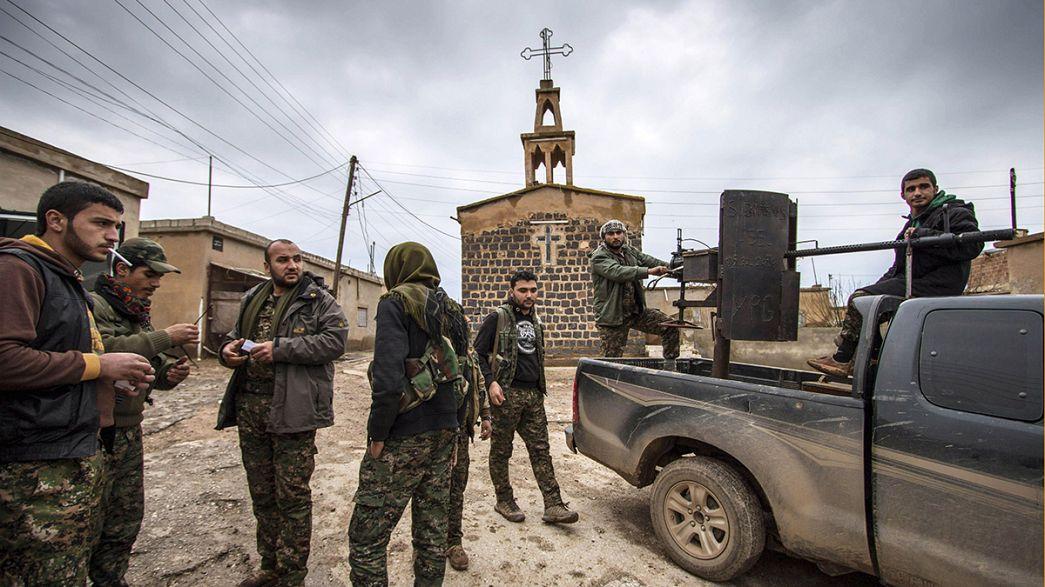 El grupo Estado Islámico podría haber secuestrado a 200 cristianos en Siria según nuevas cifras