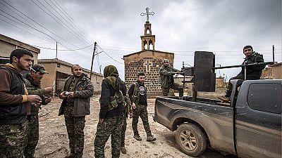 Siria: esodo di cristiani assiri e caldei in fuga da Isil
