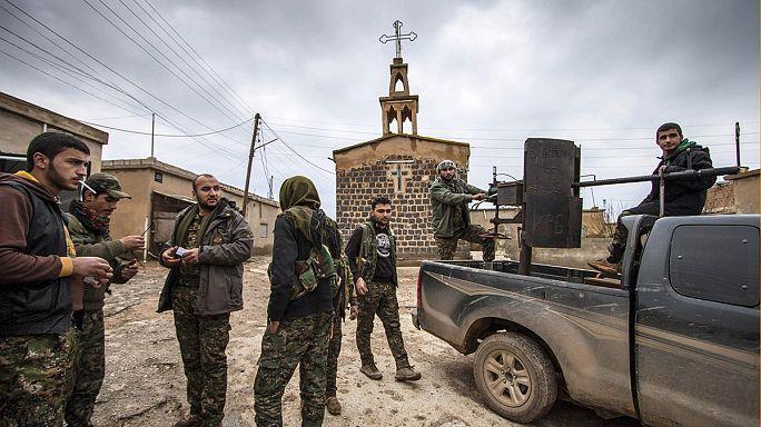 Les chrétiens de Syrie, martyrisés par le groupe Etat islamique