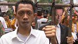 Indonesia: manifestazione a favore della pena di morte per i condannati per droga