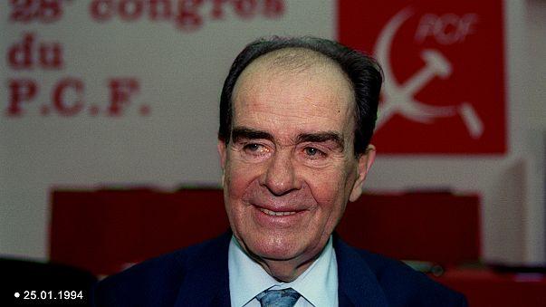 Georges Marchais privé de place à Villejuif : la veuve du communiste se fâche