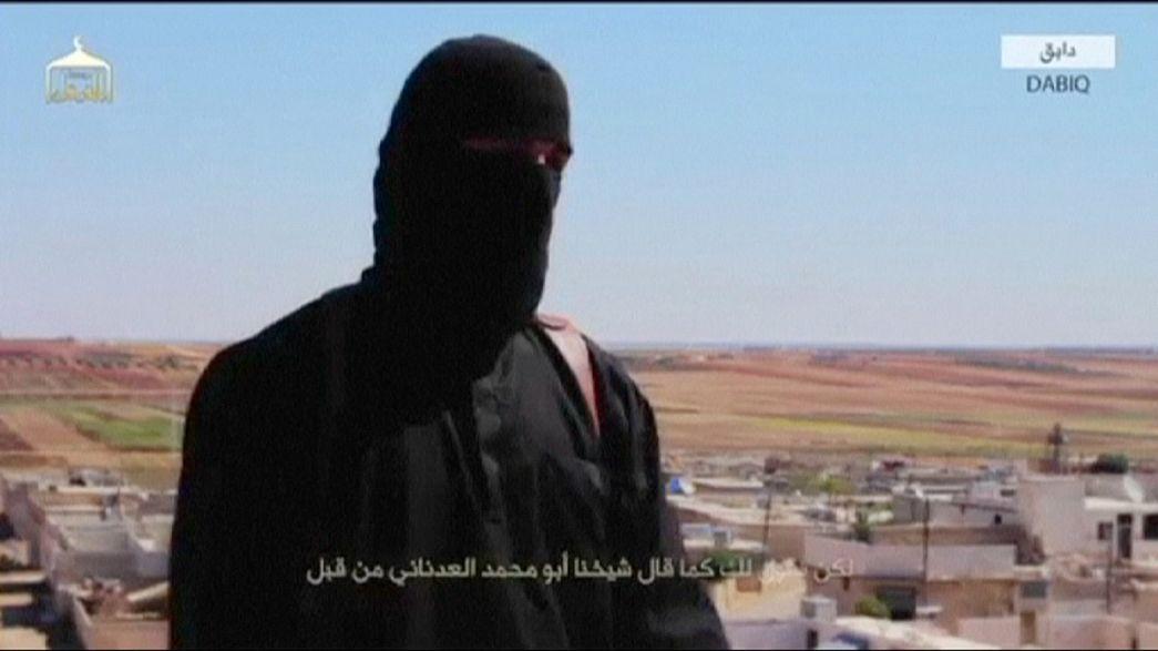 """Identificado """"John el yihadista"""" del grupo EI, que asesinó a rehenes occidentales"""