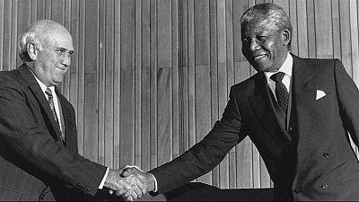Documentary focusses on South Africa's 'Other Man' FW de Klerk