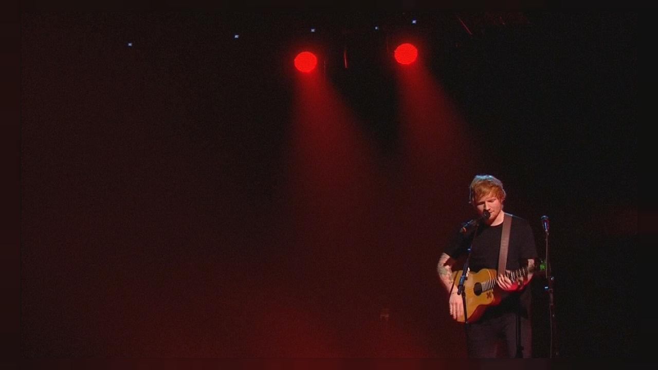 Ed Sheeran, el gran triunfador de los British Music Awards