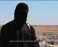 """Jihadi John"" identified as Kuwaiti-born Briton MohammedEmwazi"