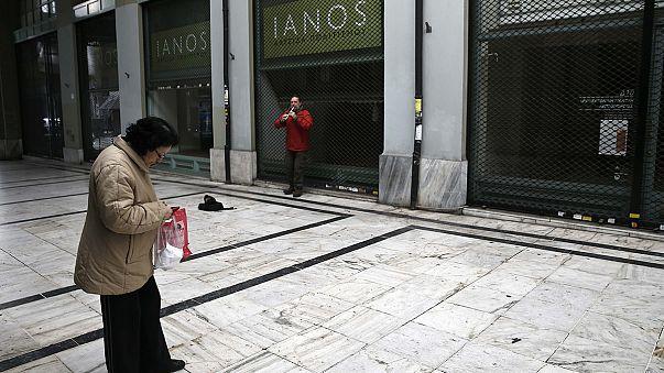 """Gierige Griechen""? Protest gegen BILD-Panikmache"