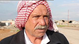 A pesmerga nem engedi hazatérni az arabokat Észak-Irakban