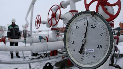 Russia's Gazprom excludes rebel-held areas from Ukraine's gas contract