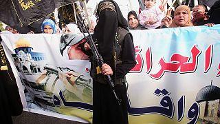O fenómeno das mulheres terroristas