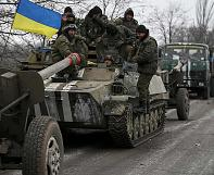 Ceasefire holds in eastern Ukraine except for Mariupol region