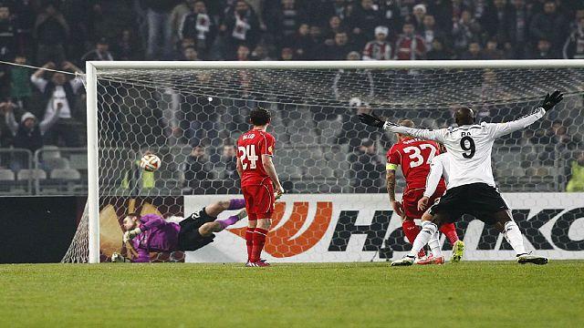 İstanbul'da tarihi gece: Beşiktaş Liverpool'u devirdi [Foto Galeri]
