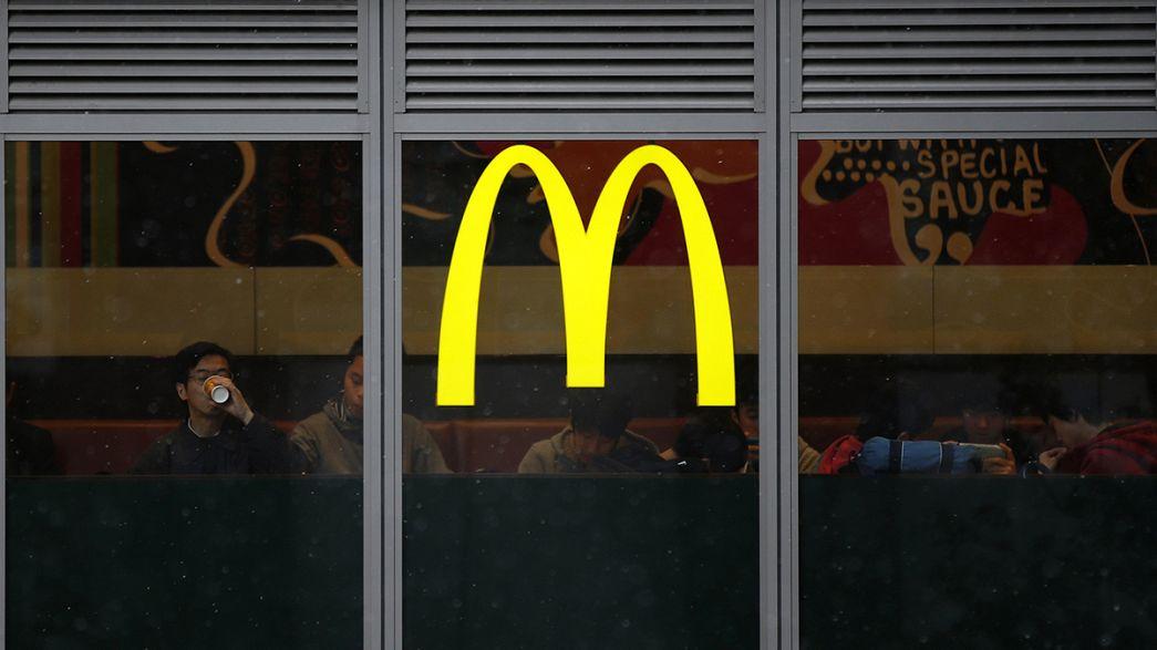 McDonald's 1 milyar Euro vergi kaçırmakla suçlanıyor