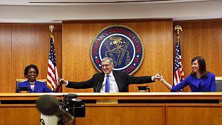 الولايات المتحدة: لجنة الاتصالات الفيدرالية تصوت على لوائح جديدة لضمان حيادية الانترنيت