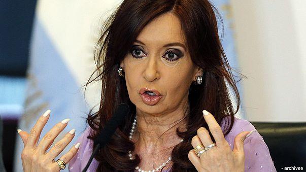 Un juez desestima la denuncia de Nisman contra la presidenta argentina Cristina Fernández
