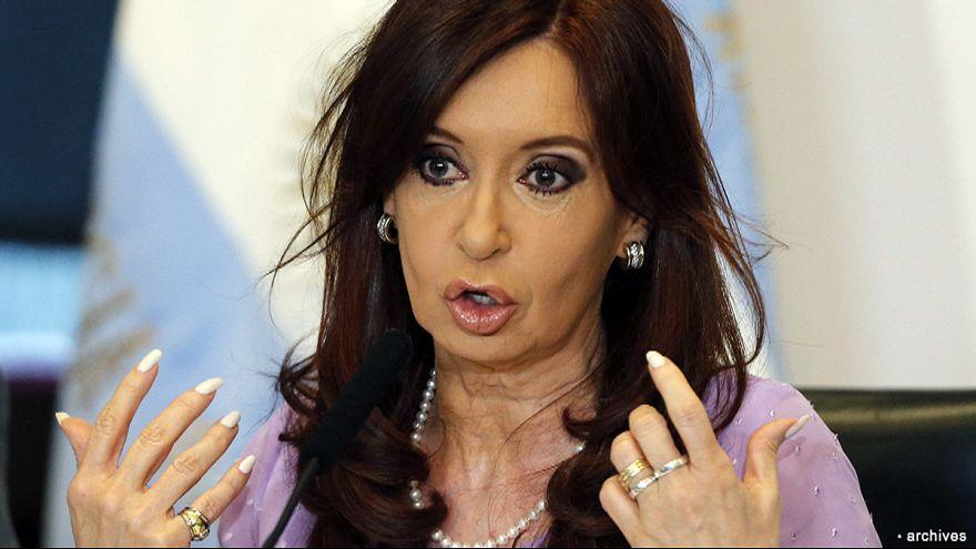 Argentiniens Präsidentin Cristina Fernández entgeht einem Prozess