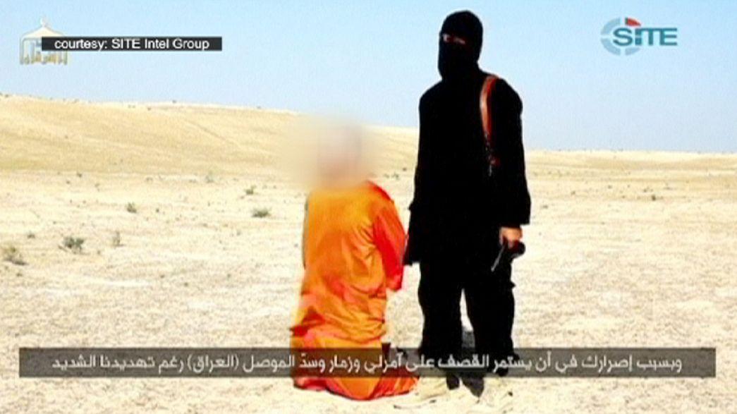 Londra preoccupata dopo la fuga di notizie sull'identità del boia dell'Isil