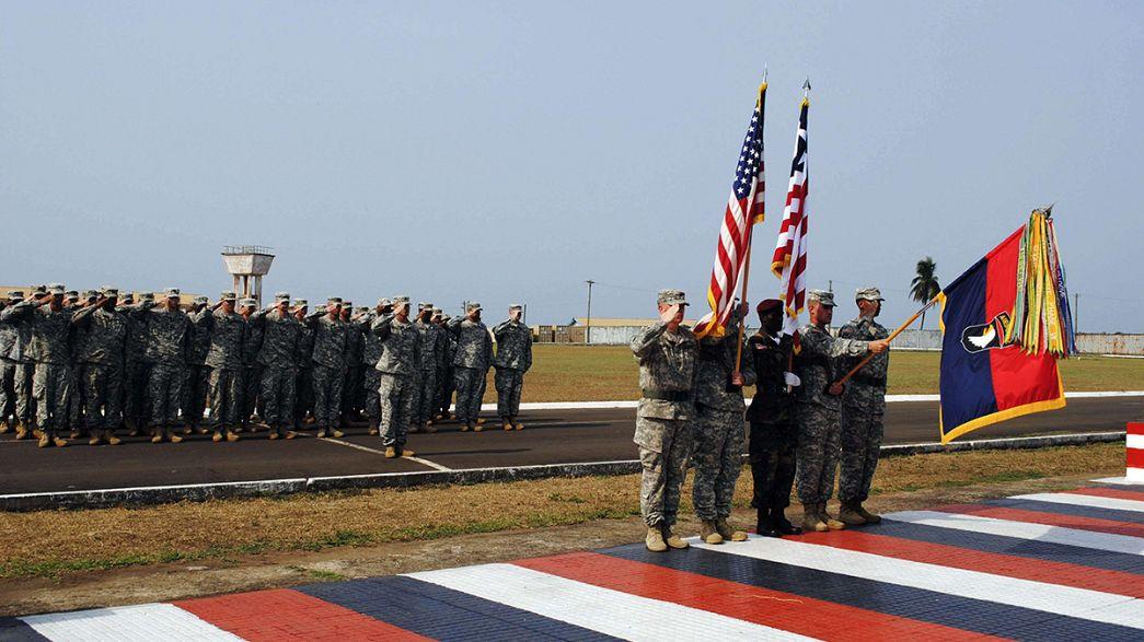 Ebola: si conclude la missione Usa in Liberia