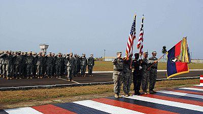US-Armee beendet Ebolaeinsatz in Liberia