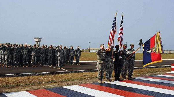 US Ebola mission pulls out of Liberia