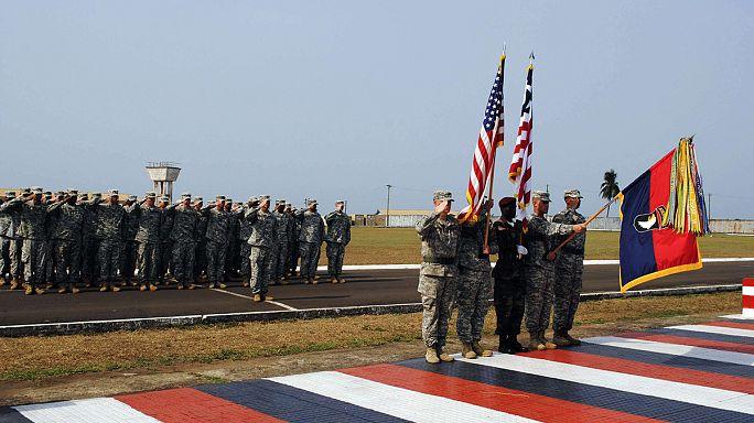 Американские военные покидают Либерию