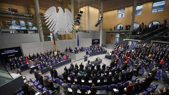 Megszavazta a görög program folytatását a német parlament