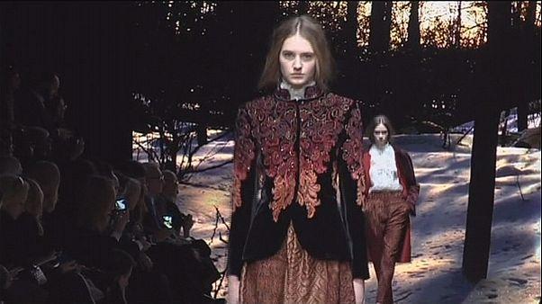Gucci, Ferretti, Cavalli : la femme à la mode de Milan