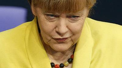 Germany's parliament gives green light to an extension of Greece's bailout