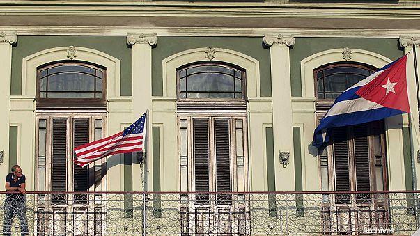 Washington erwartet historischen Besuch
