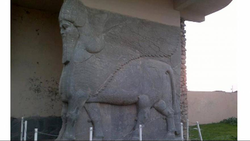 """مخاوف على مواقع تاريخية في شمال العراق بعد تدمير """"الدولة الاسلامية"""" آثار الموصل"""